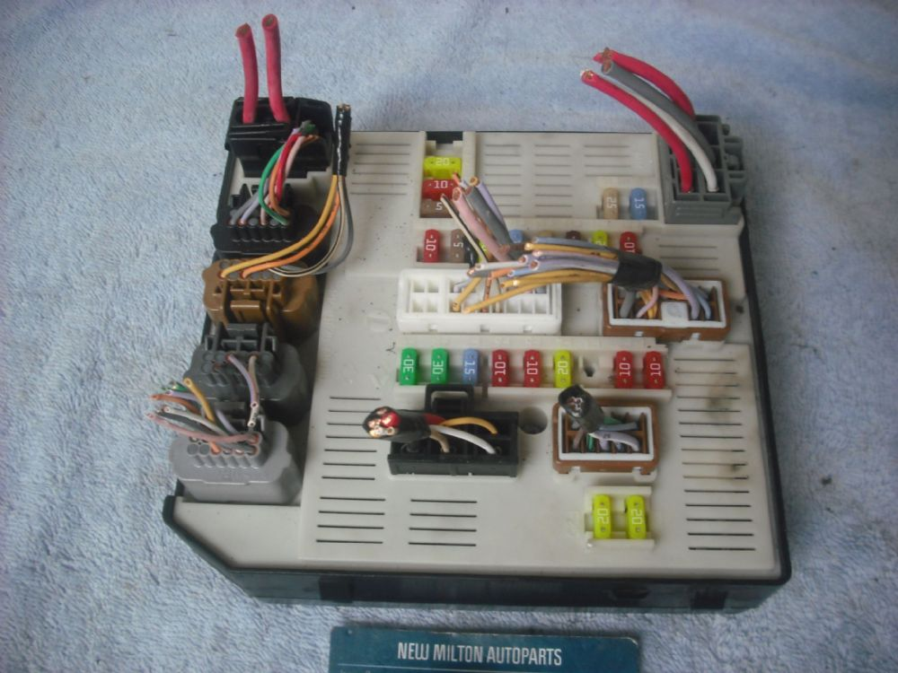 Fuse Box Citroen Berlingo 2016 Not Lossing Wiring Diagram